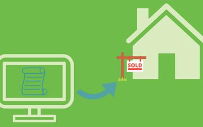 Contracten in de huizenmarkt steeds vaker getekend met de digitale handtekening