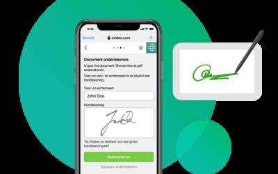 Digitale handtekening PDF