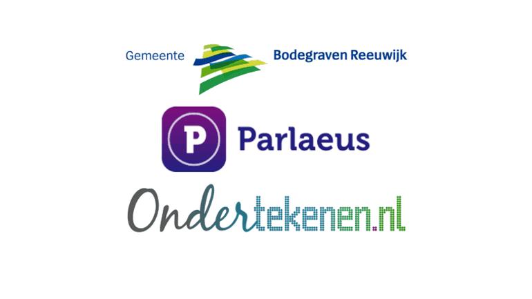 Gemeenteraad Bodegraven-Reeuwijk ondertekent digitaal