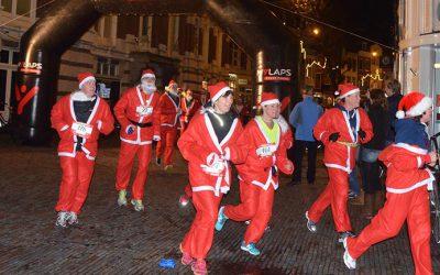 Ondertekenen.nl sponsort de Santa Run Haarlem