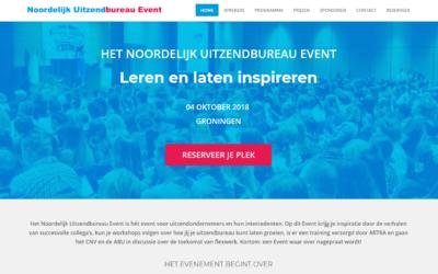 Ondertekenen.nl sponsort Het Noordelijk Uitzendbureau Event: leren en inspireren!